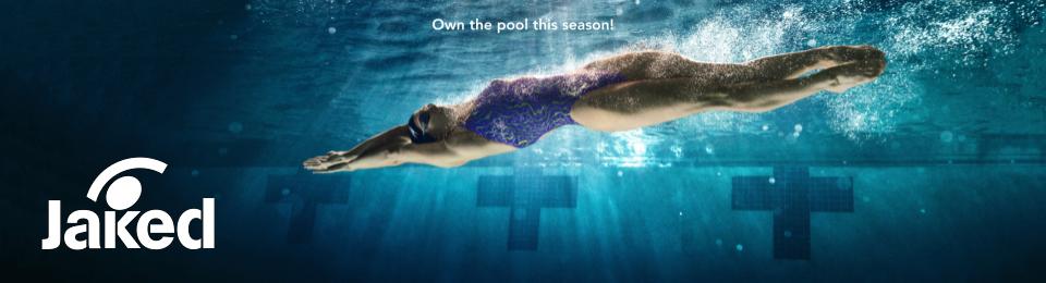 ジャケッド競泳・練習水着テクノロジー
