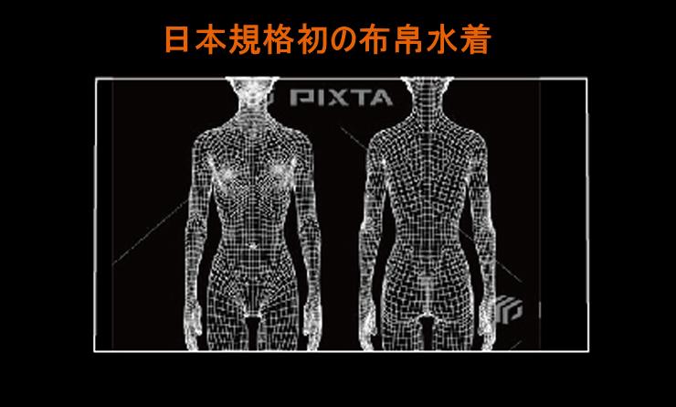 立体的な3D構造デザイン