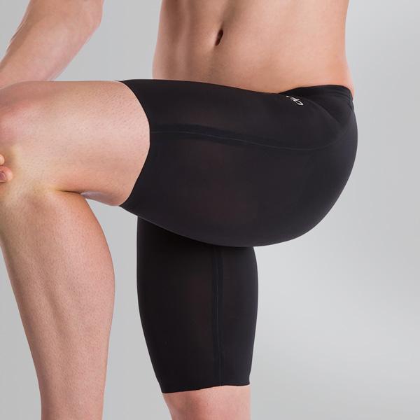 Compressive Inner Leg Seam
