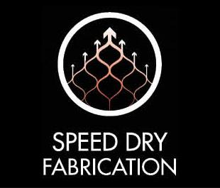 SPEEDO DRY FABRICATION