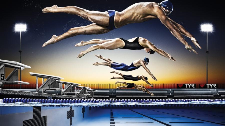 ティア競泳・練習水着テクノロジー