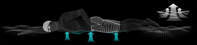 表面浮力技術(男性)